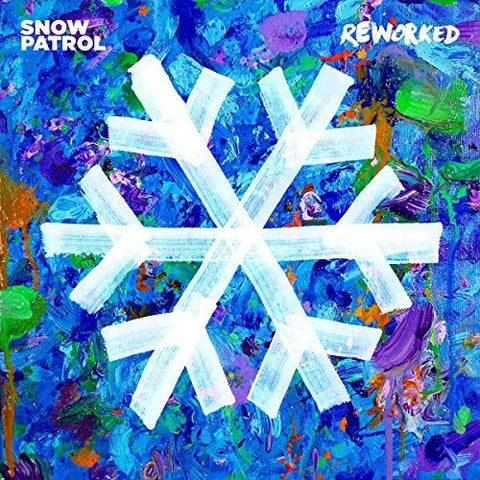 Snow Patrol - Reworked - New 2 LP Record 2019 Polydor 180 gram Vinyl Canada Import & Download - Indie Rock