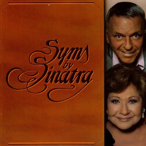 Sylvia Syms - Syms By Sinatra - Mint- 1982 Stereo USA - Jazz/Vocal