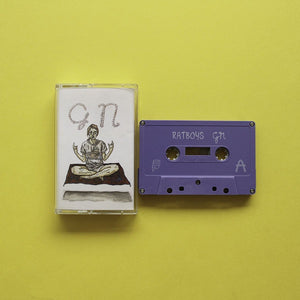 Ratboys ‎– GN - New Cassette 2017 Topshelf Tape - Chicago Indie Rock