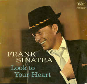 Frank Sinatra - Look To Your Heart - VG 1959 (UK Import) Mono Original Press - Jazz Vocal
