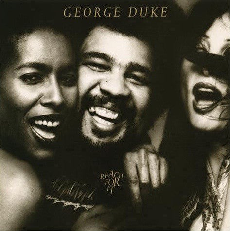 George Duke - Reach For It - VG Stereo 1977 Original Press USA - Jazz Funk