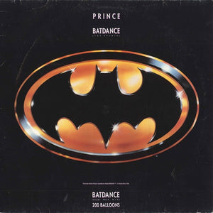 "Prince ‎– Batdance (The Batmix) - Mint- (vg cover) 12"" Single Record 1989 German Import Vinyl - Pop / Synth-pop / Funk"