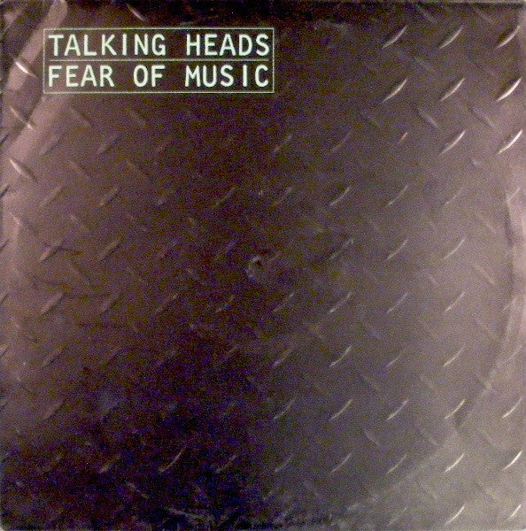 Talking Heads ‎– Fear Of Music - Mint- Lp Record 1979 Portugal Import Original Vinyl - Rock