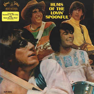 The Lovin' Spoonful - Hums Of The Lovin' Spoonful - VG+ 1966 Stereo USA Original Press - Pop/Rock