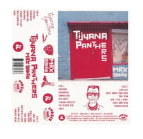Tijuana Panthers ‎– Max Baker - New Cassette 2018 Innovative Leisure Clear Tape - Surf / Garage Rock