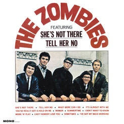 The Zombies ‎– The Zombies (1965) - New LP Record 2020 Craft US Vinyl Reissue - Pop Rock / Mod