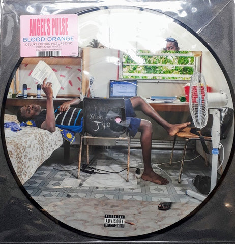 Blood Orange ‎– Angel's Pulse - New LP Record 2020 Domino Picture Disc Vinyl - Electronic / Contemporary RnB