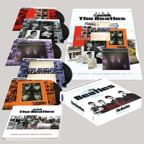 The Beatles ‎– Home And Away '64-'66 - New 5 LP Record Box Set 2020 AVA Editions UK Import 180 gram Vinyl, Poster & Book - Pop Rock / Beat