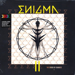 Enigma ‎– The Cross Of Changes (1993) -  New LP Record 2019 Transparent Yellow Vinyl Reissue - Electronic/New Age Ambient
