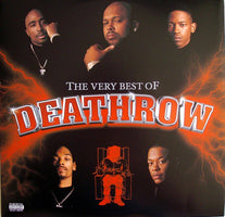 Various ‎– The Very Best Of Deathrow - New Vinyl 2 Lp 2005 Death Row Compilation - Hip Hop / Gangsta