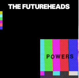 The Futureheads - Powers - New 2019 Record LP Black Vinyl - Indie Rock