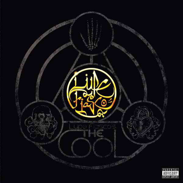 Lupe Fiasco - The Cool - New Vinyl 2017 Atlantic Records Deluxe 10th Anniversary Reissue 2-LP Clear Vinyl Pressing - Rap / Hip-Hop