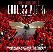 (PRE-ORDER) Various / Adan Jodorowsky - Endless Poetry / Poesia Sin Fin (Original Motion Picture) - New Vinyl Record 2017 ABKCO Records Pressing - Soundtrack