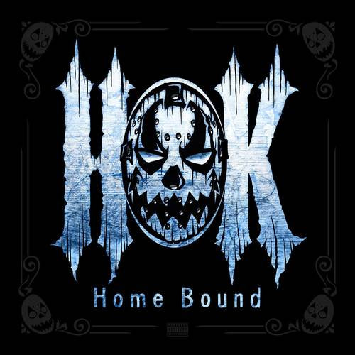 House Of Krazees (Twiztid) ‎– Home Bound (1994) - New Vinyl Lp 2018 Majik Ninja Limited Edition Reissue on Blue with White Splatter Vinyl - Horrorcore / Rap