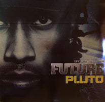 Future ‎– Pluto - New Vinyl 2017 Omerta 180Gram 2-LP UK Pressing with Insert - Rap / Hip Hop
