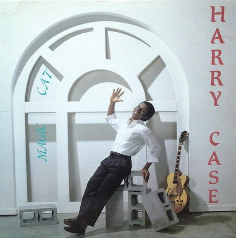 Harry Case - Magic Cat (1988) - New 2019 Record LP Black Vinyl Reissue - Funk / Electronic / Dance