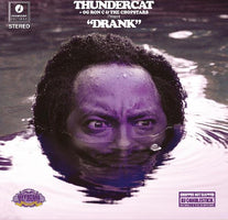 (Pre-Order) Thundercat / DJ Candlestick - Drank (Chopped Not Slopped Version of Drunk) - New Vinyl 2018 Brainfeeder Limited Edition 2 Lp Pressing on Purple Vinyl - Jazz-Fusion / Funk-Psych / Remix