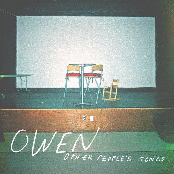 Owen ‎– Other People's Songs - New Lp Record 2014 Polyvinyl USA Cream 180 gram Vinyl - Rock