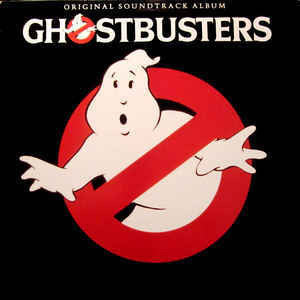 Various ‎– Ghostbusters (Original Album) 1984 Stereo USA Original Press - Soundtrack