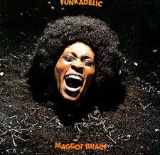 Funkadelic ‎– Maggot Brain (1971) - New Vinyl 2017 4 Men With Beards Gatefold Reissue on Blue and White Vinyl (Limited to 1000!) - P.Funk / Psych / Da BESST