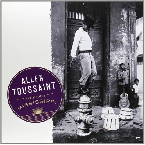 Allen Toussaint - The Bright Mississippi - New Vinyl Record 2016 Nonesuch 140gram 2-LP - R&B / Soul