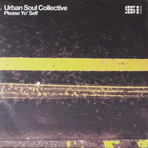 Urban Soul Collective ‎– Please Yo' Self - New 2 Lp Record 2001 SI Project UK Import Vinyl - Electronic / House / Broken Beat
