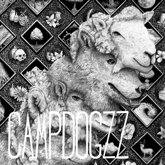 Campdogzz ‎– Riders In The Hills Of Dying Heaven - New Vinyl Lp 2019 15Passenger Pressing with Download - Chicago, IL Indie / Alt-Country