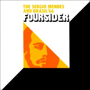 Sergio Mendes And Brasil '66 ‎– Foursider - VG+ 2 Lp Record 1972 A&M USA Vinyl - Bossa Nova / Latin Jazz