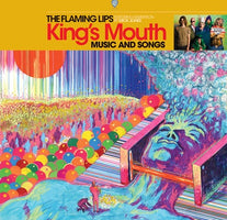 Flaming Lips - King's Mouth: Music and Songs - New Lp 2019 Rhino RSD First Release - Psych Rock