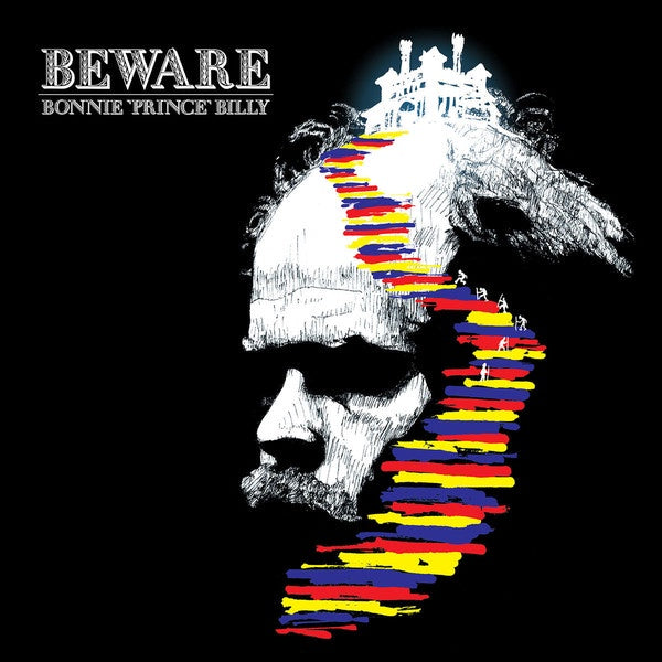 Bonnie Prince Billy ‎– Beware - New Lp Record 2009 Drag City USA Vinyl - Folk Rock-