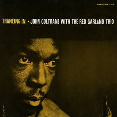 John Coltrane with The Red Garland Trio - Traneing In (1958) New Vinyl 2011 Original Jazz Classics Reissue USA - Jazz