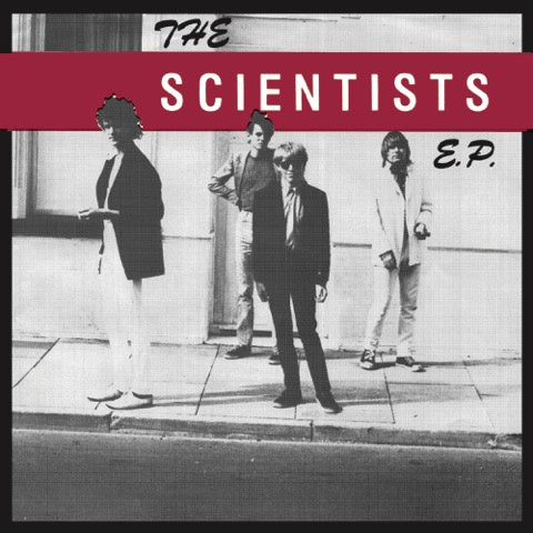 "The Scientists - The Scientists EP - New Vinyl 2018 Numero 7"" Single - Rock / Garage Rock"