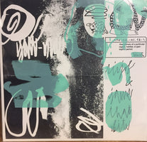 ∆irjob x Jaws That Bit - fau-na - New Vinyl Lp 2018 Pressing with Hand Screenprinted Jacket and Download - Detroit Hip Hop Beats / Electronica / Downtempo