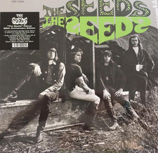 The Seeds ‎– S/T (1966) - New Vinyl 2016 GNP Crescendo Gatefold 2-LP '50th Anniversary' Mono Deluxe Reissue with Bonus Tracks and 8-Page Booklet - Garage / Psych Rock