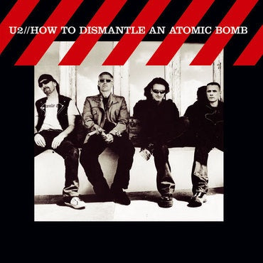 U2 - How To Dismantle An Atomic Bomb (2004) - New 2019 Record LP Limited Edition 180gram Red Vinyl German Import - Rock