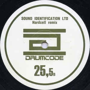 "Adam Beyer & Henrik B ‎– Sound Identification Ltd - Mint 12"" Single Record 2002 Sweden Drumcode - Tribal Techno"