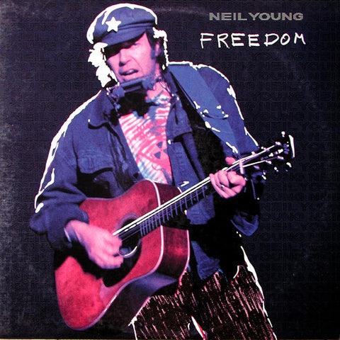 Neil Young ‎– Freedom (1989) New Lp Record 2020 Reprise USA Vinyl - Pop Rock / Folk Rock