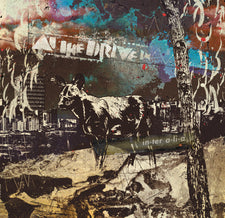 At The Drive-In - in•ter a•li•a / Inter Alia - New Vinyl 2017 Rise Records Limited Edition Deep Purple w/ Grimace Splatter Vinyl with Download - Post-Punk / Post-Hardcore / Art-Punk