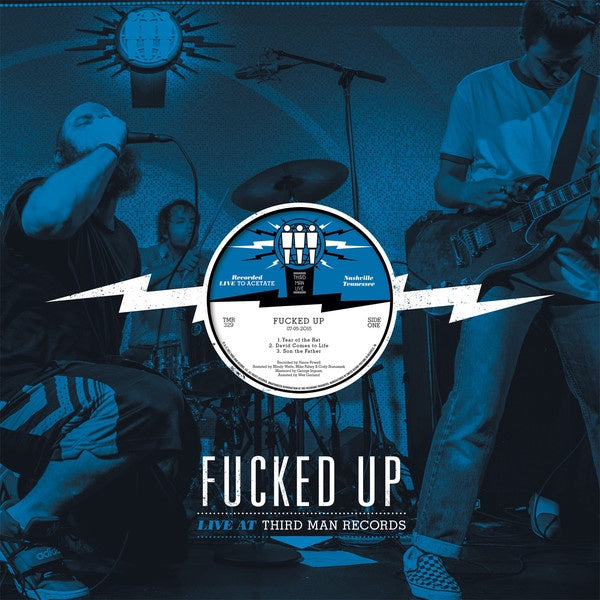 Fucked Up ‎– Live At Third Man Records - New Lp Record 2017 Third Man USA Vinyl - Hardcore / Punk
