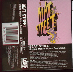 Various - Beat Street (Original Motion Picture Soundtrack) - Volume 1 - VG+ 1984 USA Cassette Tape - Soundtrack