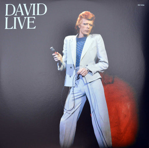 David Bowie - David Live (1974) - New Vinyl 2017 Parlophone Remastered 180Gram 3-LP Stereo Pressing in Tri-Fold Sleeve - Rock