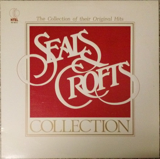 Seals & Crofts - The Seals & Crofts Collection - Mint- 1979 Stereo USA - Soft Rock