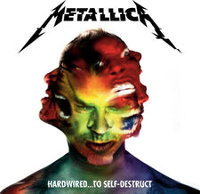 Metallica - Hardwired to Self-Destruct - New Vinyl 2017 Blackened Ten Bands One Cause Limited Edition Pink 2-LP Vinyl (Ltd. to 2500) - Metal
