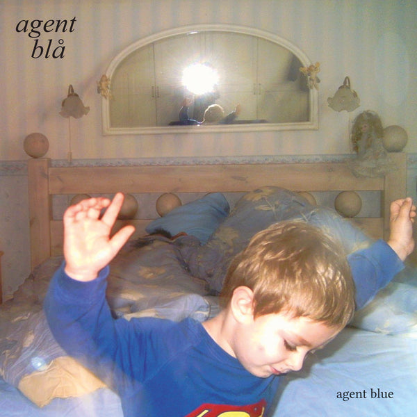 Agent blå - Agent Blue - New Vinyl 2017 K9 Records Debut LP - Dream Pop / Indie Rock... Think Slowdive-meets-Joy Division