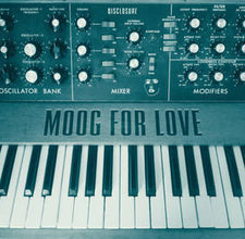 "Disclosure - Moog for Love - New Vinyl 2016 Capitol RSD Black Friday 12"", LTD to 2000 Copies - House / UK Garage"