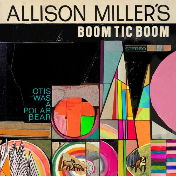Allison Miller's Boom Tic Boom ‎– Otis Was A Polar Bear - New Vinyl 2016 The Royal Potatoe Family Pressing - Jazz