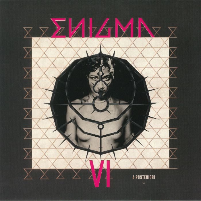 Enigma - A Posteriori - New 2019 Record LP 180gram Transparent Pink Vinyl Reissue - Electronic / New Age