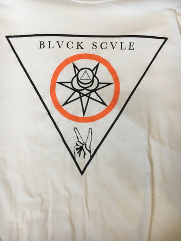 Black Scale Shirt - Made in U.S.A. 100% cotton (Size XL)