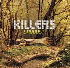 The Killers ‎– Sawdust - New Vinyl 2017 UMe 2LP Reissue with Gatefold Jacket - Alt-Rock
