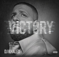 DJ Khaled - Victory - New 2 Lp 2019 Eone RSD First Release on 'Money Green' Vinyl - Rap / Hip Hop / Winning